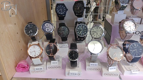 Collection de montres OOZOO 2016